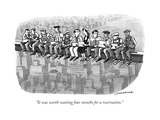 New York New Yorker Cartoons