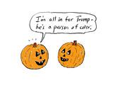 Halloween New Yorker Cartoons