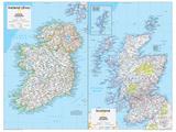 Maps of Scotland