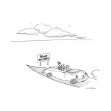 Transportation New Yorker Cartoons