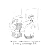 Consumerism New Yorker Cartoons