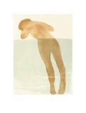Reclining Female Nude  c1900