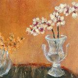 Copper Orchids II