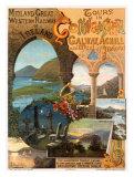 Tour Ireland Connemira Mgw Railway
