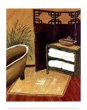 Bamboo Bath