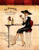Femme Elegante IV