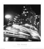 Taxi  New York Night  c1947