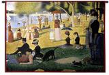 A Sunday on La Grande Jatte 1884  1884-86