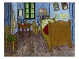 La chambre de Van Gogh Giclée par Vincent Van Gogh