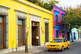 ¡Viva Mexico! Collection - Oaxaca Colorful Street