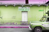 ¡Viva Mexico! Collection - Lime Green Truck