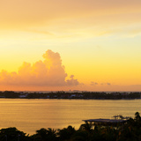 ¡Viva Mexico! Square Collection - Sunset over Cancun
