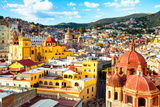 ¡Viva Mexico! Collection - Guanajuato - View of City II