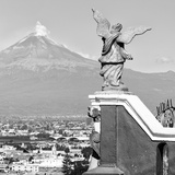 ¡Viva Mexico! Square Collection - Popocatepetl Volcano in Puebla XI