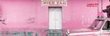 """¡Viva Mexico! Panoramic Collection - """"5 de febrero"""" Light Pink Wall"""