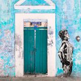 ¡Viva Mexico! Square Collection - Main entrance Door Closed VIII