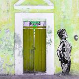 ¡Viva Mexico! Square Collection - Main entrance Door Closed III