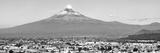 ¡Viva Mexico! Panoramic Collection - Popocatepetl Volcano in Puebla I