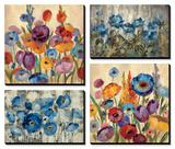 Garden Hues Tableau multi toiles par Silvia Vassileva