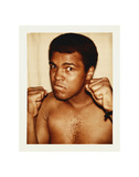 Ali, Muhammad, 1977 Reproduction d'art par Andy Warhol