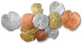 Lotus Afloat in Metallic