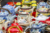 Muslim Quarter Market Xi'An  China