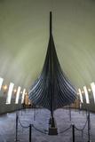 Norway  Oslo the Gokstad Viking Ship