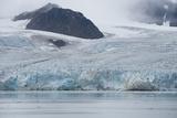 Norway  Barents Sea  Svalbard  Spitsbergen  Lilliehook Glacier