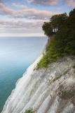 Denmark  Mon  Mons Klimt  130 Meter-Highchalk Cliffs from Above