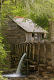 Cable Mill  Cades Cove  Great Smoky Mountains National Park  Tennessee