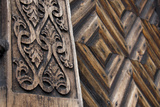 Norway  Oslo Historic Hand Carved Wooden Loft