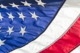 Stars and Stripes Usa Flag  Las Vegas  Nevada