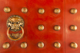 Singapore  Chinatown  Buddha Tooth Relic Temple  Gate Detail