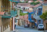 Old Town  Sighnaghi  Kakheti  Georgia