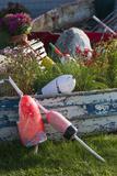 Maine  Bailey Island  Lobster Buoys
