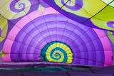 Massachusetts  Hudson  Ballon Festival  Hot Air Balloon Interior