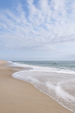 Beach Near Kitty Hawk  Outer Banks  North Carolina