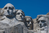 Mount Rushmore  South Dakota  Usa