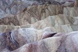 California  Death Valley National Park Zabriskie Point Sunrise