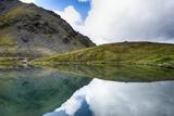 Alaska  Hatchers Pass  Summit Lake
