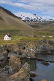 Iceland  West Iceland  Snaefellsnes Peninsula