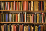 Classic Books at Hubbell Trading Post National Historic Site  Arizona  Usa