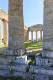 Dorian Temple of Segesta 5th Century BC Sicily  Italy