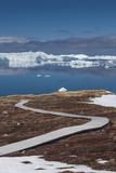 Greenland  Disko Bay  Ilulissat  Sermermiut Ruins Hike  Hiking Walkway