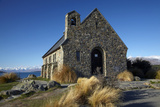 Church of the Good Shepherd  Lake Tekapo  Mackenzie Country  South Island  New Zealand
