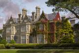 Garden at Muckross House Near Killarney  County Kerry  Ireland