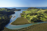 Puhoi River  North Auckland  North Island  New Zealand