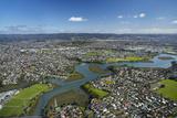 Whau River  Avondale  Auckland  North Island  New Zealand