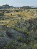 Badlands South Unit  Theodore Roosevelt National Park  North Dakota
