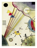 Clear Connection Reproduction d'art par Wassily Kandinsky